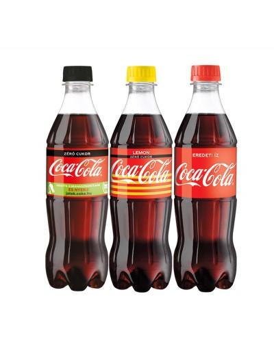 Coca Cola - többféle